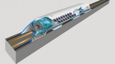 Hyperloop Hitting 200mph – and It Will Blow Your Mind