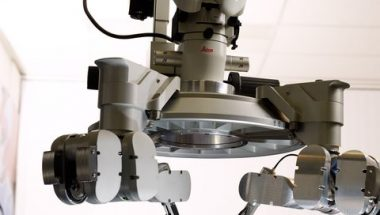 Medical Technology: World First Super Microsurgery with Robot Hands