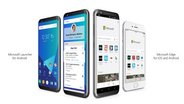 Announcing Microsoft Edge for iOS and Android, Microsoft Launcher