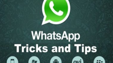 WhatsApp: 5 Tricks you did not Know