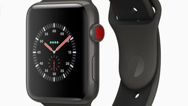 Apple Releases watchOS 4.0.1 with fix for Connectivity Bug on Apple Watch Series 3