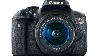 GeeklessTech Gadget Review: Canon EOS Rebel T6I DSLR