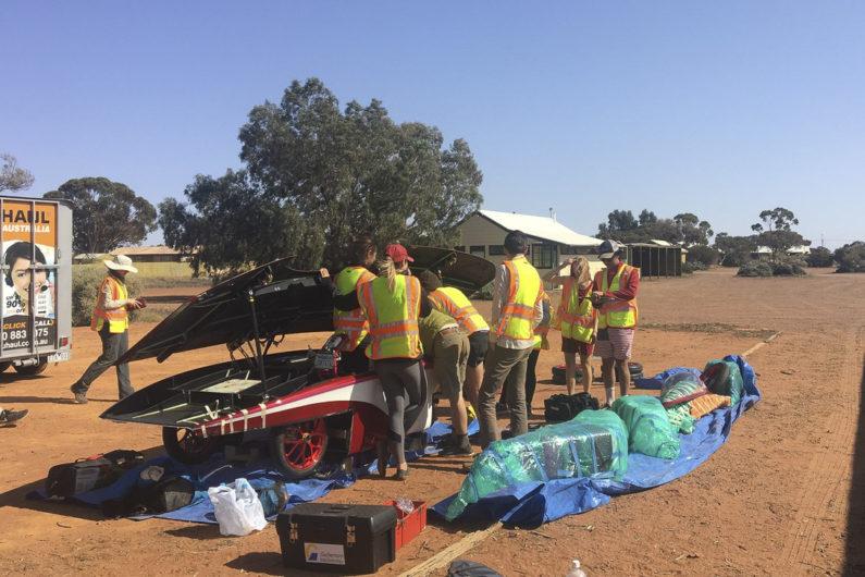 Solar Car Project