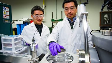 New Research Yields Super-Strong Aluminum Alloy