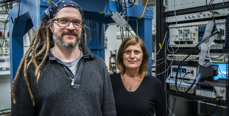 Unconventional Superconductor May Be Used to Create Quantum Computers Soon