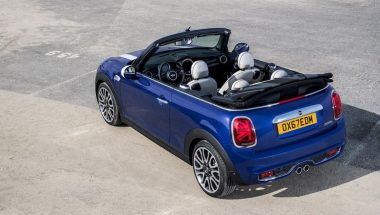 Gadget On Wheels:2018 MINI Convertible Cooper S