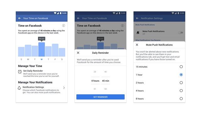 Facebook and Instagram tool