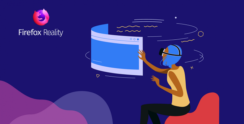 Explore The Immersive Web with Firefox Reality