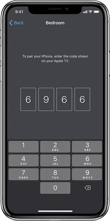 Home Screen Sync on Apple TV