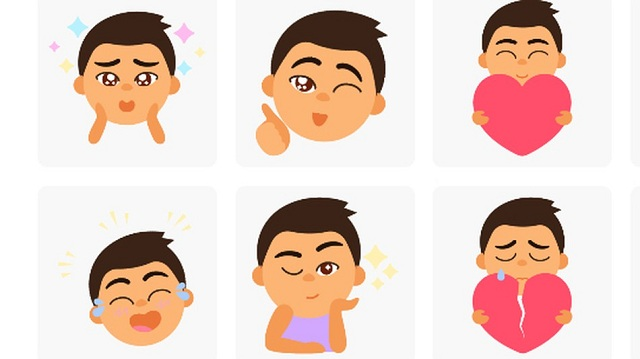 Create Emoji Style Stickers Yourself for Android and iOS in G board