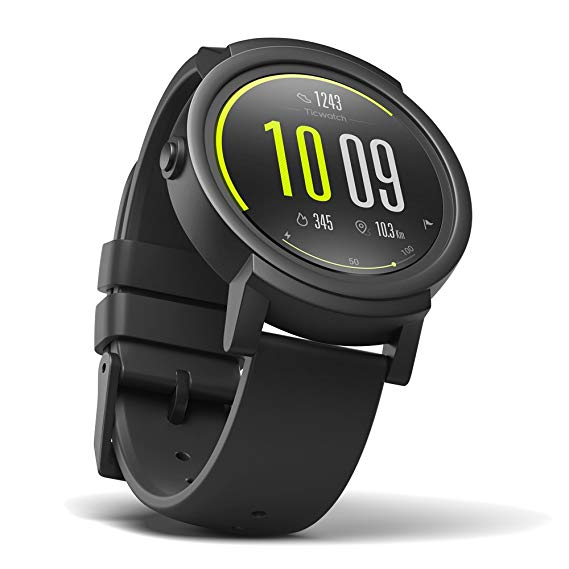 Best Alternatives to the Apple Watch Ticwatch E Super