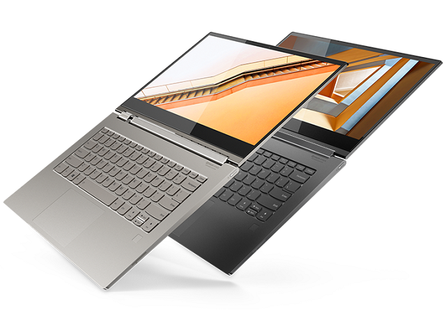Best Touchscreen Laptops of 2019 Lenovo Yoga C930