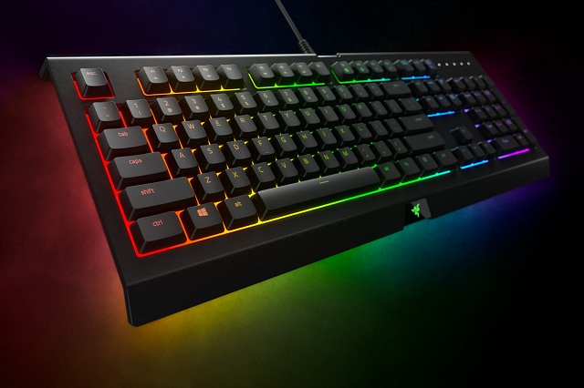 Best Gaming Accessories Razer Cynosa Chroma Gaming Keyboard