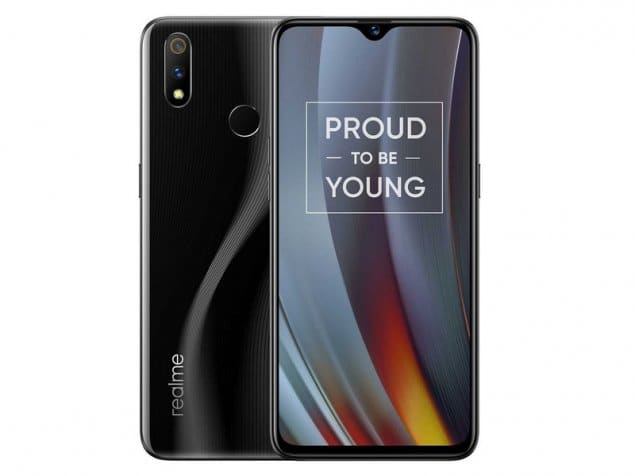 Best Smartphones With Long Battery Life Realme 3 Pro
