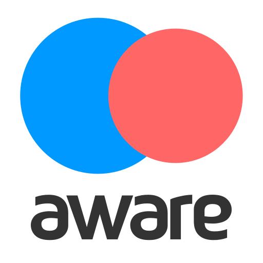 Aware meditation app