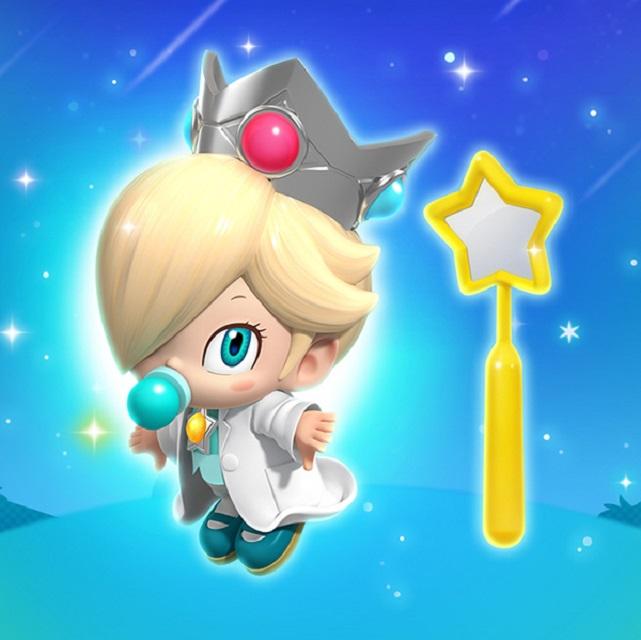 Mario Kart Tour Characters Baby Rosalina