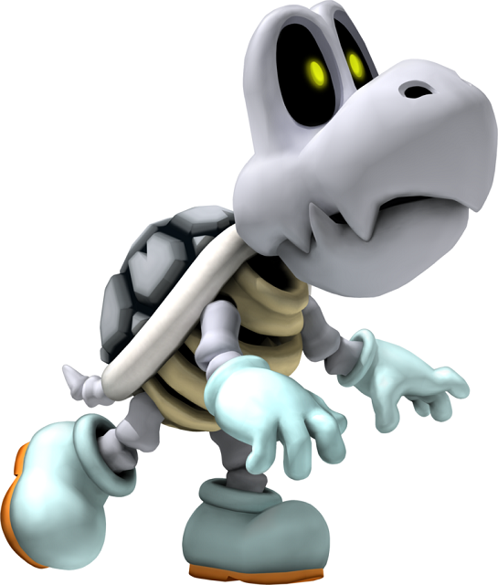 Mario Kart Tour Characters Dry Bones