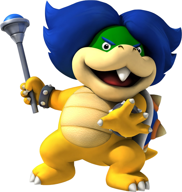 Mario Kart Tour Characters Ludwig von Koopa