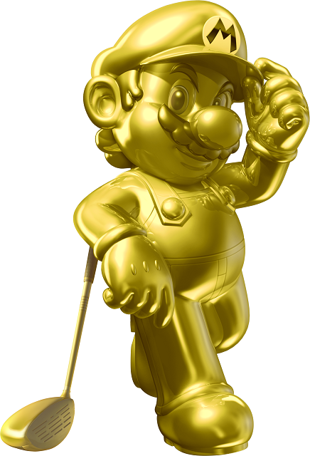 Mario Gold Mario Kart Tour Characters