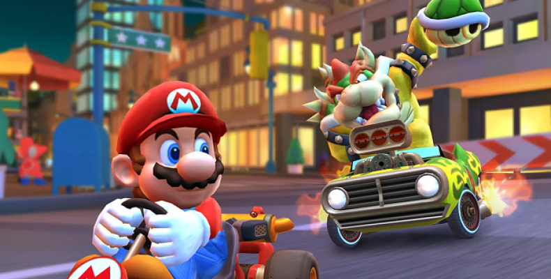 Mario Kart Tour Characters- All Racers Listed