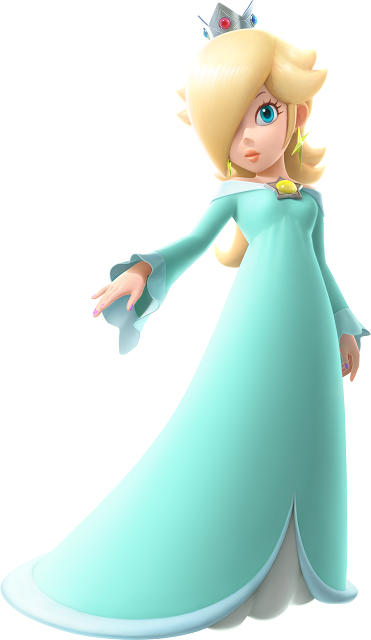Mario Kart Tour Characters Rosalina