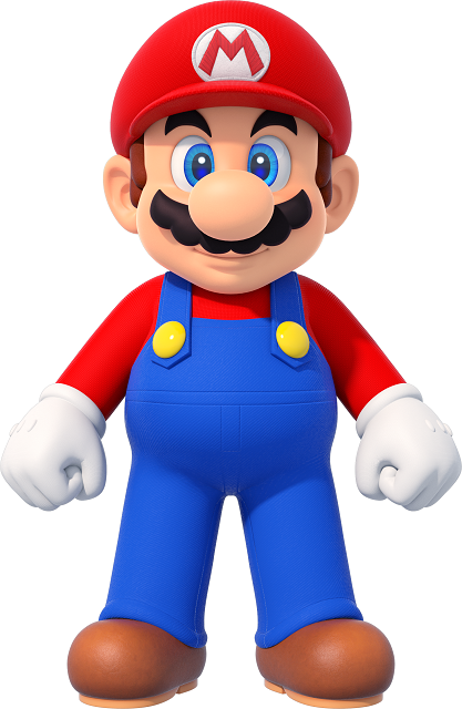 Mario Kart Tour Characters Super Mario