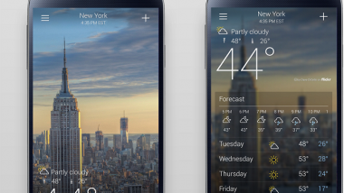 8 Best Weather Apps for Android and iOS