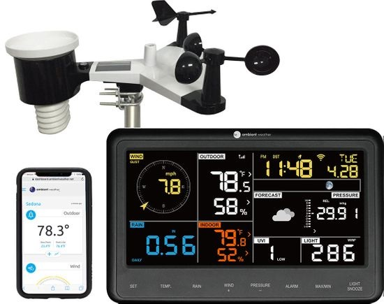 Ambient WS-2902A Home weather stations