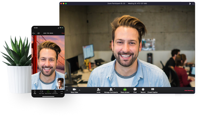 Zoom Video Chat Apps