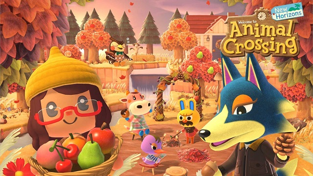 Best Switch Games Animal Crossing New Horizons