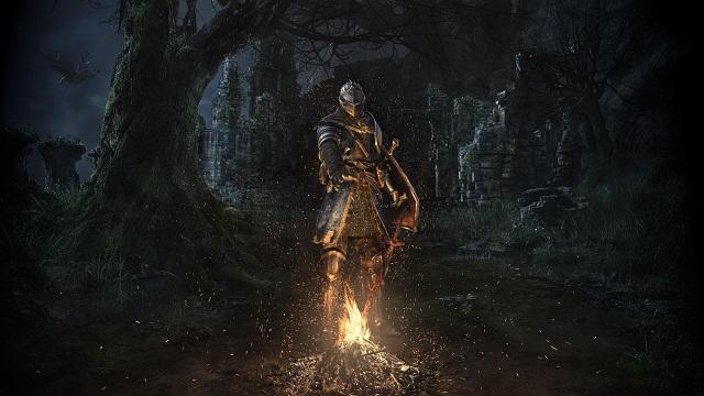 Best Switch Games Dark Souls Remastered