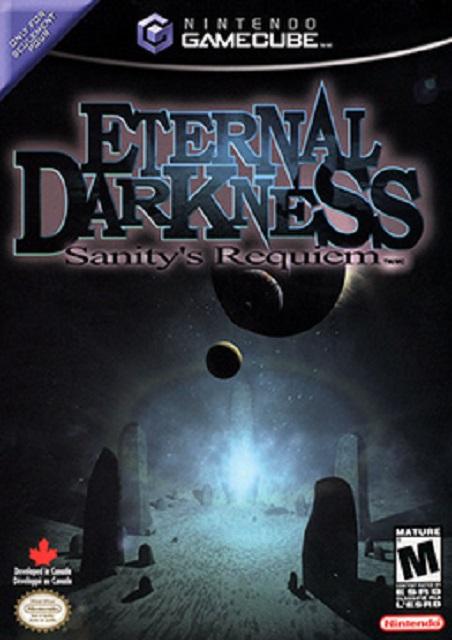 Best GameCube Games Eternal Darkness
