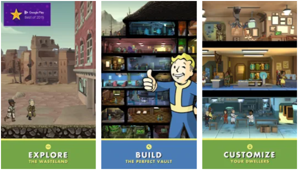 Best Idle Games AndroidFallout Shelter