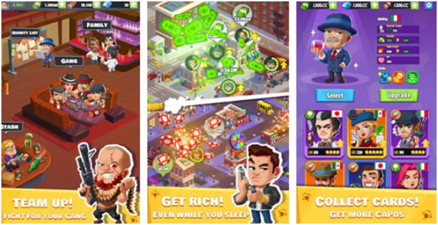 Best Idle Games Android Idle Mafia