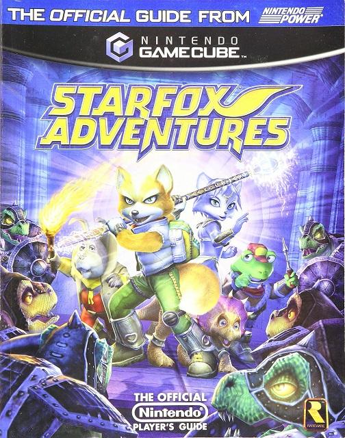 Best GameCube Games Star Fox Adventures