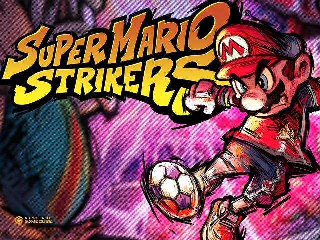 Best GameCube Games Super Mario Strikers