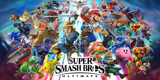 Best Switch Games Super Smash Bros Ultimate