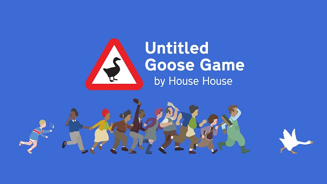 Best Switch Games Untitled Goose Game