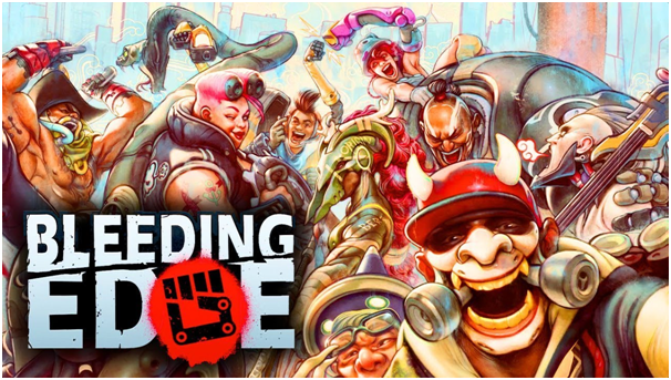 Best MOBA Games- Bleeding Edge