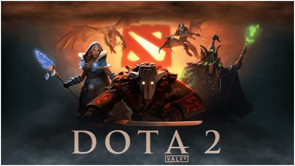 Best MOBA Games- Dota 2
