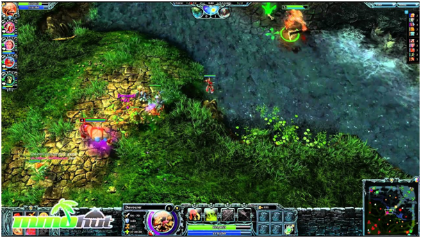 Best MOBA Games- Heroes of Newerth