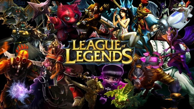 Best MOBA Games- League of Legends
