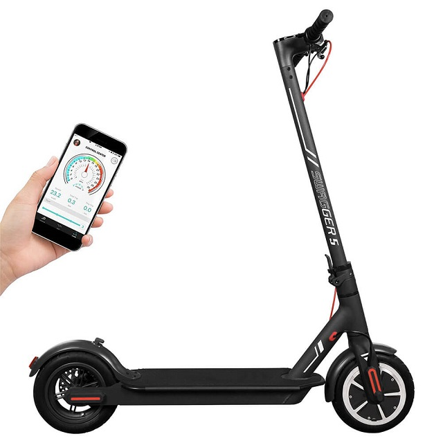 Best Electric Scooter for Kids Swagtron Swagger