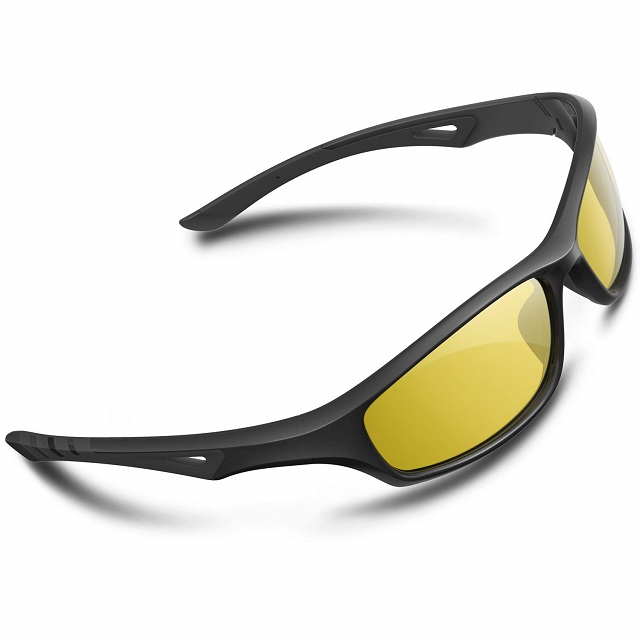 RIVBOS Polarized Sports Night Vision Glasses