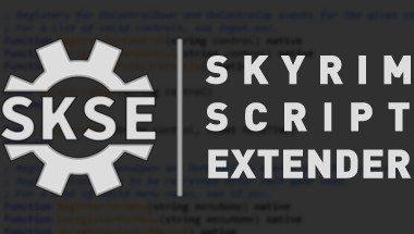 Skyrim Script Extender- SKSE Mods